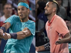 Australian Open 2020 Rafael Nadal Beat Nick Kyrgios Enters Into Quarterfinals