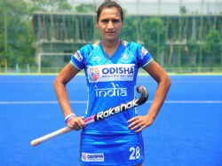 Indian Women Hockey Captain Nominated For World Games Athlete Of The Year