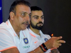 Ravi Shastri Praises Virat Kohli In New Year