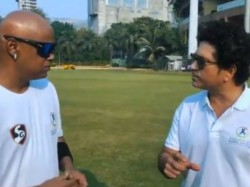 Sachin Tendulkar Challenges Kambli To Complete A Singing Chaallenge Within One Week