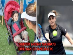 Sania Mirza Comeback With Hobart International Doubles Title Win