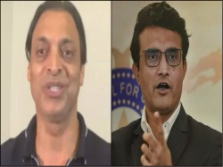 Shoaib Akhtar Says Sourav Ganguly Is An Intelligent He Wil Not Let Happen 4 Day Test