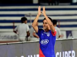 Isl Sunil Chhetri Scores 2 Goal Bengaluru Fc Wins Agaisnt Goa Fc