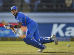 Ind Vs Aus 3rd Odi Virat Kohli Becomes Fastest To Achieve 5000 Runs As Odi Captain