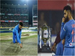 Ind Vs Sri 1st T20i In Guwahati Has Been Called Off Due To Due To Damp Pitch
