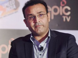 Virender Sehwag Speaks About 4 Day Test