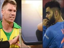 Australian Opener David Warner Waiting For Dinner Invite From Virat Kohli