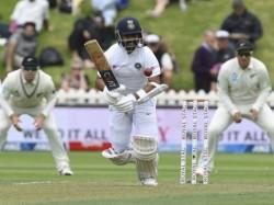 India Finished Third Day Of Wellington Test On 144