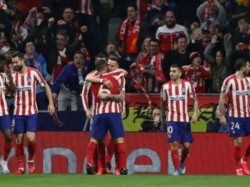 Atletico Beat Liverpool And Dortmund Beat Psg In Champions League