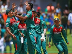 Bangladesh S U19 Bowler Speaks About His Dirty Behavior