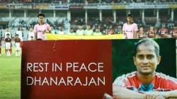 Ex Footballers Like Mehtab Hossain Rahim Nabi Jos Ramirez Barreto Play Charity Match Late Dhanarajan