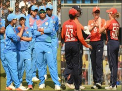 England Women Beat India In The T20 Tri Series