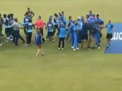 Indians And 3 Bangladeshi Cricketers Found Guilty By Icc After U 19 Wc Final Celebration Incident