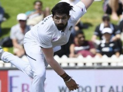 Ishant Sharma Had Not Slept Last 2 Days Before Excellent Bowling