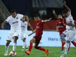 Chennaiyin Fc Will Face Fc Goa In Isl Semi Final After Draw In Last League Match