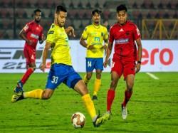 Isl North East Vs Kerala Blasters 2020 Goalless Draw