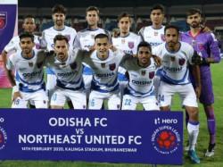 Odisha Fc Beat Northeast United In Isl