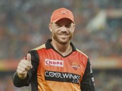 Australian Opener David Warner Selected As The Captain Of Sunrisers Hyderabad