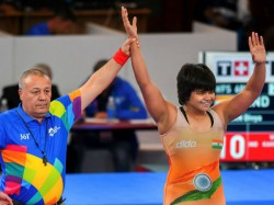 India Wins Two More Golds In Asian Wrestling Championships