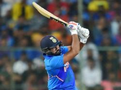 Rohit Sharma Sets New Mileston In International Cricket