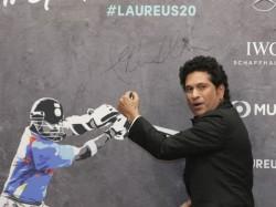 Sachin Tendulkar Remembers Nelson Mandela On Laureas Event