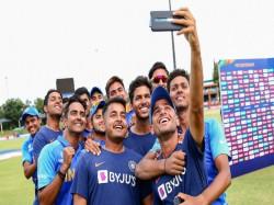 India Vs Pak Ind U19 Team Create History Become First Team Toreach Three Straight Icc U 19 Cwc Final