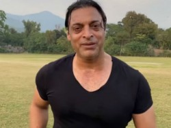Shoaib Akhtar Blames Chinese People For Coronavirus Outbreak