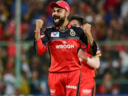 Virat Kohli Is Happy With The New Logo Of Rcb