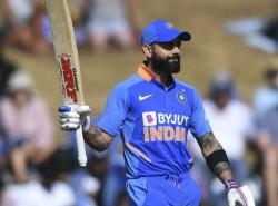 Virat Kohli Drop To Number 10 At Icc T20 Ranking