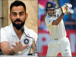 Virat Kohli Wants To Continue Prithvi Shaw In Opening Slot