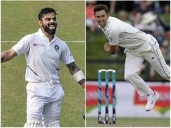 Ind Vs Nz Trent Boult Challenges Virat Kohli To Take His Wicket