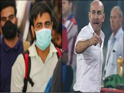 Isl Winning Atk S Coach Antonio Habas Undergoes Mandatary Quarentine Spain For Corona Virus Pandemic