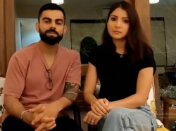 Virat Kohli And Anushka Sharma Leave Message For Country Amid Coronavirus