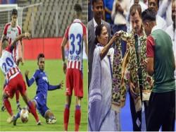 Atk Win In Isl Mohun Bagan Win In I League 2 Champion From Kolkata