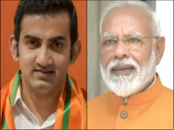 Gautam Gambhir Dones 1 Cr To Pm Modi S Relief Fund To Fightagainst Corona