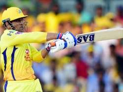 Ms Dhoni Swims Into Emotions When Csk Fans Calls Him Thala