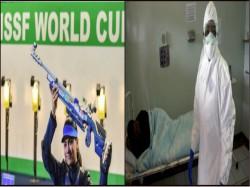 Shooting World Cup Has Been Postponded In Delhi For Coronavirus