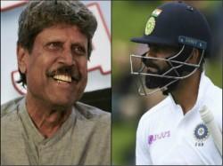 Kapil Dev Gives Advise To Virat Kohli On His Off Form Now A Days