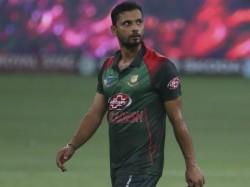 Bangladesh Former Captain Mashrafe Mortaza Test Corona Positive In 2nd Test