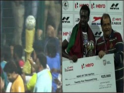 Mohun Bagan Wins 2nd I League East Bengal Derby To Lose Attraction