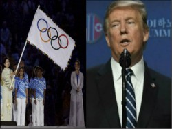 Olympics On Track In Japan Despite Us President Donald Trump S Suggestion