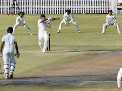 Saurashtra To Face Bengal In Ranji Trophy Final By Beating Gujrat In Semi
