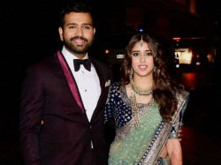 Some Interesting Facts About Rohit Sharma And Ritika Sajdeh S Relationship