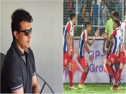 Isl Semi Finals Atk Beat Bengaluru Fc By 3 2 On Aggregate Reach Final