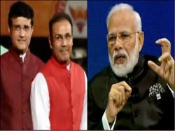 Cricket Personalities Support Prime Minister Narendra Modi S 21 Days Lock Down