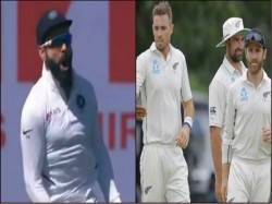 Kane Williamson And Tim Southee Defend Virat Kohli S Attitude On Field