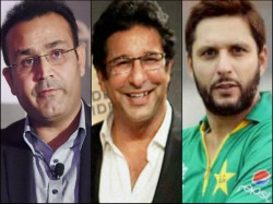 Wasim Akram Speaks About Virender Sehwag And Shahid Afridi