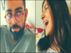 Anushka Sharma Teases Virat Kohli During Lockdown For Coronavirus
