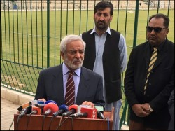 Pakistan Cricket Board Plans To Bid For Icc Events In Future With Uae