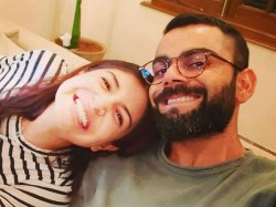 When Anushka Shamra Interrupted Virat Kohli S Chat With Kevin Pitersen